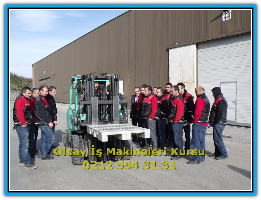 Balnak Forklift Eğitimi