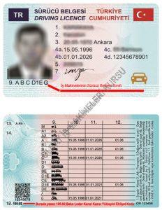 kazıcı yükleyici ehliyeti, kanal kazıcı ehliyeti, kepçe ehliyeti, g sınıfı ehliyet