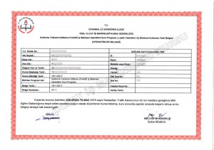 forklift_sertifikasi, forklift belgesi, portif ehliyeti, portif belgesi