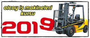 2019 forklift ehliyeti sınav tarihi, 2019 portif ehliyeti, 2019 forklift belgesi