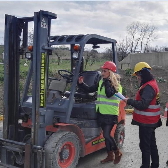 Forklift Ehliyeti Eğitimleri